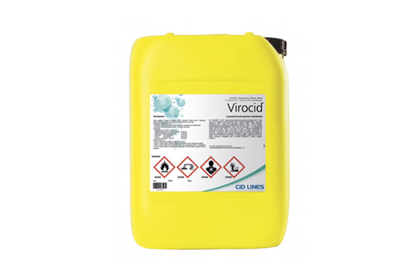 ME International produkte hygiene-systeme Virocid