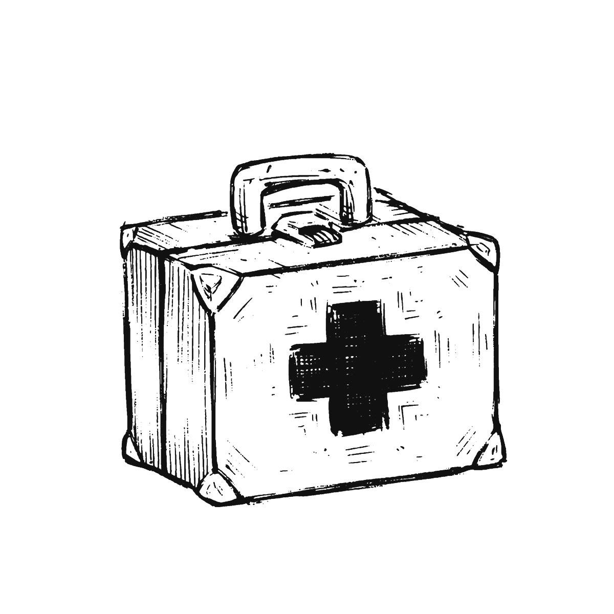 Me International - Arztkoffer