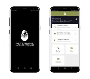 Me International - Petersime Easy Connect™ App